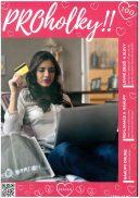 Titulní strana soutěžního časopisu PROHolky